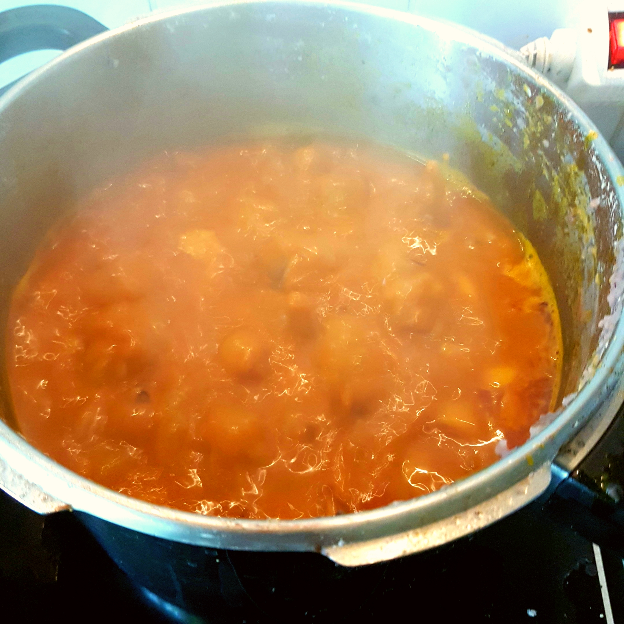 Yam beans and boiled fish one pot recipe for Boiled fish recipe
